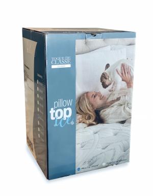 Pillow Top Ice Casal 1.38x1.88x0.6