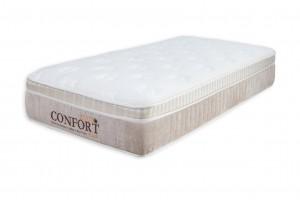 Colchão Euro Confort Solteiro 0.88x1.88x0.28