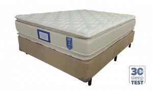 Conjunto Double Pillow New Hotelaria Casal 1.38x1.88x0.74