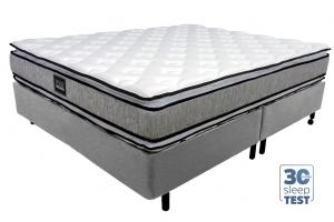 Conjunto Master Pillow King 1.93x2.03x0.68