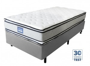 Conjunto Master Pillow Solteiro 0.88x1.88x0.68