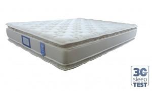 Colchão Double Pillow New Hotelaria Premium Queen 1.58x1.98x0.35
