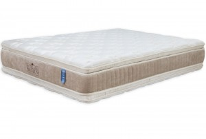 Colchão Double Pillow Hotelaria Premium King 1.93x2.03x0.35