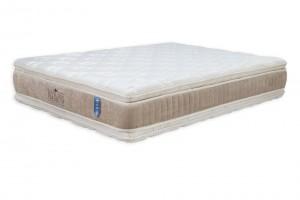Colchão Double Pillow Casal Padrão 1.38x1.88x0.35