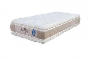 Colchão Double Pillow Solteiro 0.88x1.88x0.35