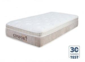 Colchão Euro Confort Toque de Classe Solteiro 0.88x1.88x0.28