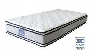 Colchão Master Pillow Solteiro 0.88x1.88x0.30