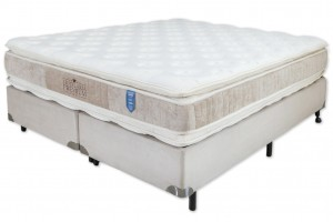 Conjunto Double Pillow Hotelaria  1.93x2.03x0.61