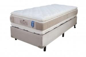 Conjunto Double Pillow Hotelaria Solteiro 0.88x1.88x0.74