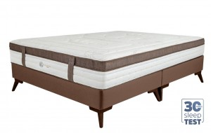 Conjunto Glamour For Kings com Cama Inverter - Med. King 1.93x2.03x0.73