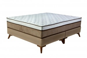 Conjunto Hotelaria Premium Los Angeles Inverter Queen 1.58x1.98x0.73